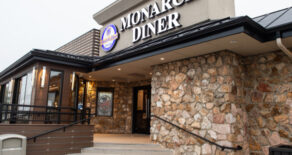 Monarch Diner Patio
